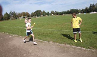 Sztafetowe biegi przełajowe