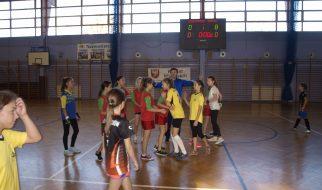 Piłka nożna halowa dziewcząt – zawody powiatowe
