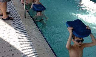 """Realizacja projektu """"Pływać każdy może"""""""
