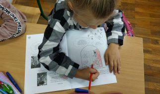 Lekcja regionalizmu w klasie IIa